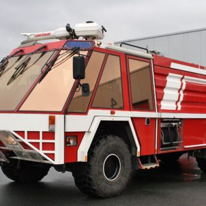 ARFF Vehicle