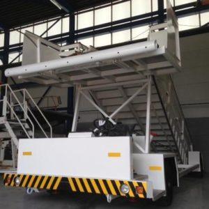 Passenger Stairs from Manufacturer EINSA