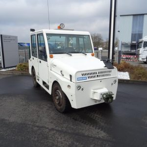 Image of the Towing Tractor Mulag Comet 4 DK