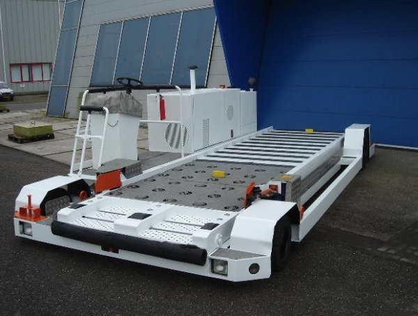 Trepel CCL Container Transporter