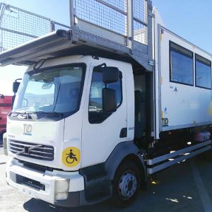 Ambulift TLD Volvo
