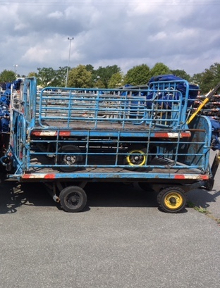 Carts for baggage transportation