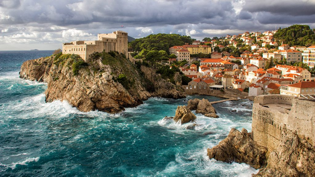 Coast of Dubrovnik - Croatia