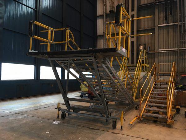 Maintenance Stair A320 / B737 2010