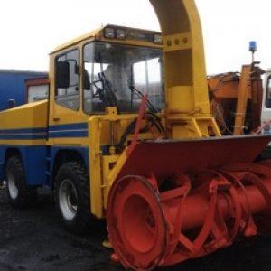 Schmidt Supra 2000 Snow blower