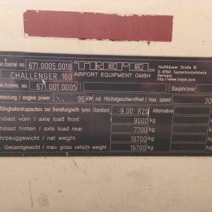 Trepel Challenger 160 Pushback 2011