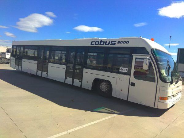 COBUS 3000 Apron Bus with AC