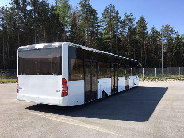 Cielo 2000 Apron Bus
