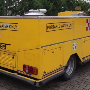 Hünert 2000/200WD Water Service Unit
