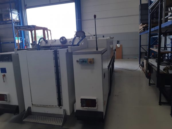 MULAG M-HYB-W Water Service Unit