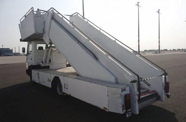WESAG 5600D Passenger Stair