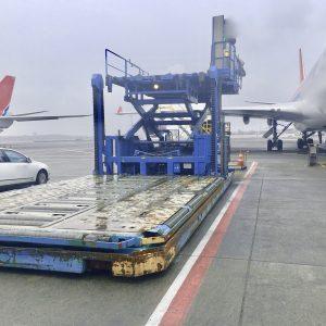 Used Cargo Loaders for sale - ATLASAVIA GSE