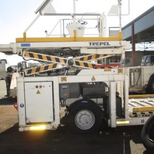 Cargo Loader Trepel Champ 35 2015
